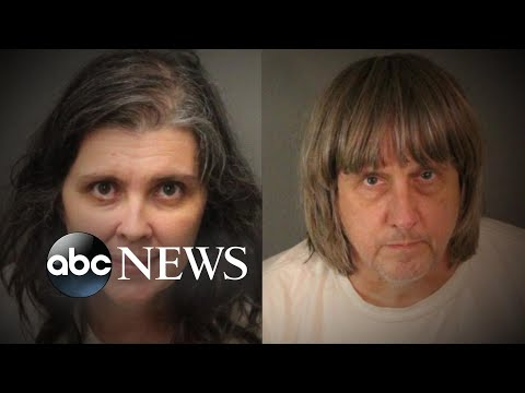 Parents charged in torture allegedly held 13 siblings 'captive': s