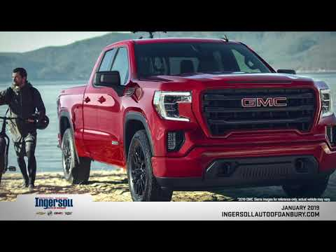 2019 GMC Sierra Offer Ingersoll Auto of Danbury January SP 8