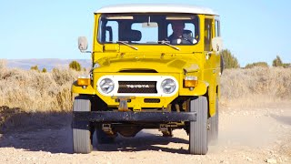 homepage tile video photo for MotorTrend Presents: The Land Cruiser Rally