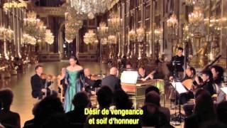 """Cecilia Bartoli chante """"Non prendo consiglio"""""""
