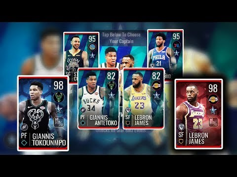 All Star Promo is Back - My Favorite Promo - Nba Live Mobile 19