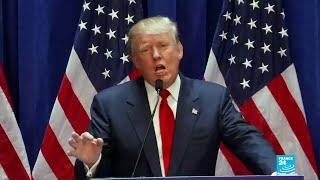 Donald Trump va por la reelección