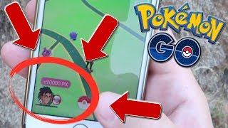 ¡Como conseguir 90000 puntos de experiencia en 2 minutos en Pokémon GO! [Keibron]