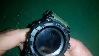SKMEI 1358, compass calibrate