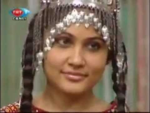 Türkmen Kız Super Ses. Döngel Birtanem
