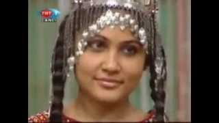 Turkmen Kiz Super Ses  Dongel Birtanem Resimi