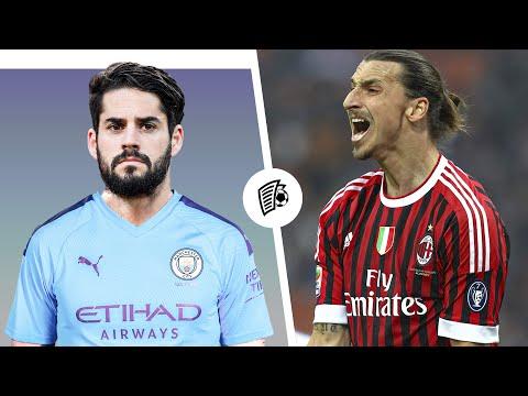 ОФИЦАЛЬНО: Ибрагимович в Милане! Иско переходит в Манчестер Сити? Потеря Барсы. / Трансферы 2020