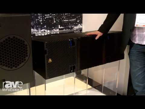 InfoComm 2014: Adamson Defines the E12 Touring Package Speaker System
