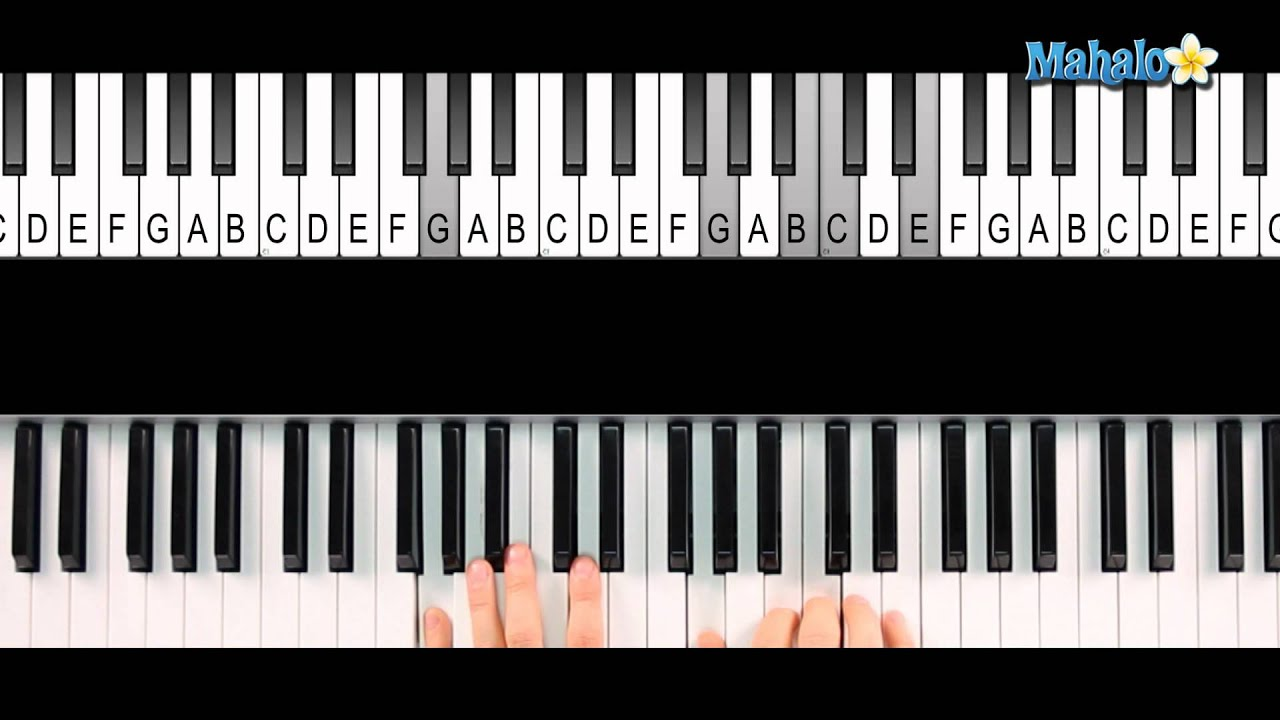 How to play gravity by sara bareiles on piano youtube hexwebz Image collections
