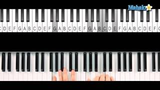 """How to Play """"Gravity"""" by Sara Bareiles on Piano"""