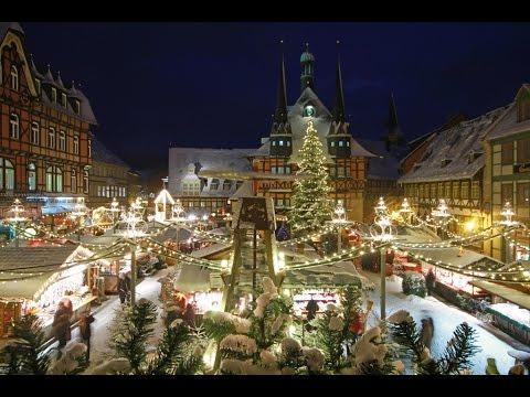 Wernigerode Weihnachtsmarkt.Weihnachtsmarkt Wernigerode