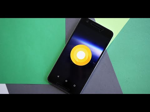 Android O/Android 8.0 Developer Preview 3 Running On NEXUS 6P