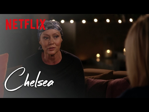 Shannen Doherty Opens Up About Her Life With Breast Cancer Part 2  Chelsea  Netflix