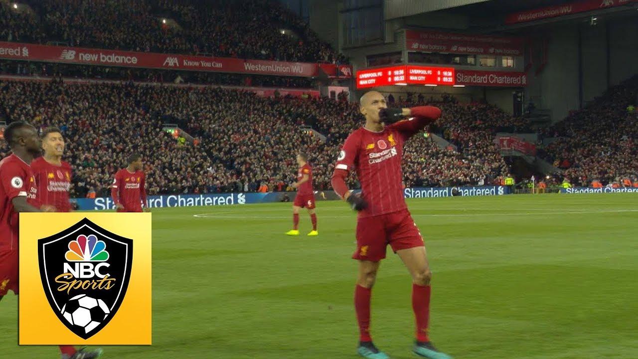 Liverpool vs. Manchester City score: Live Premier League updates ...