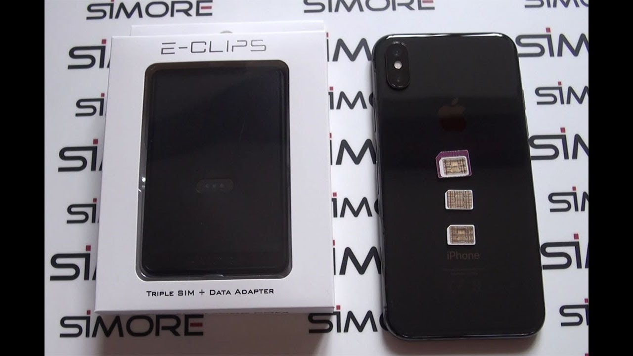 sim free iphone iphone x dual sim use 2 or 3 numbers active at the same 12973