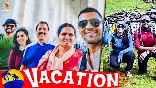 Surya, Karthi Family Vacation to Europe | Actor Sivakumar, Lakshmi, Jyothika | Latest Tamil News