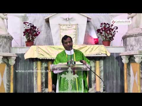 English Mass from St.Joseph's Cathedral, Gunfoundry,Hyderabad,TS ,India,09-2-17