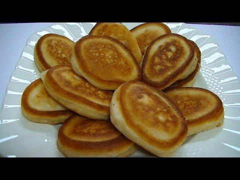 Картофельные оладьи из пюре. Пошаговый фото-рецепт