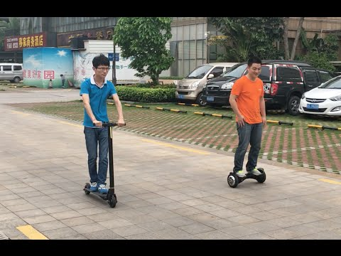 lightest-carbon-fiber-fast-electric-scooter