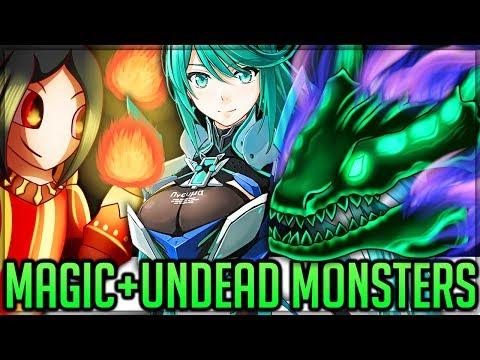 NEW UNDEAD DRAGON - Insane Magic Spells - Dark Souls VS Pro and Noob - Monster Hunter World PC Mods! thumbnail