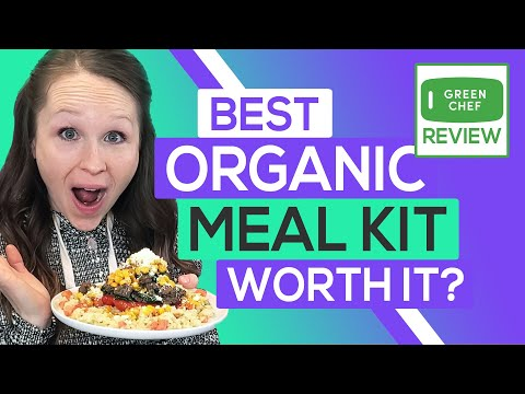 Green Chef Review: Unboxing & Cooking Recipes (Taste Test)
