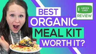 👨‍🍳 Green Chef Review 2020: Is This Clean & Organic Meal Kit Worth It? (Taste Test)
