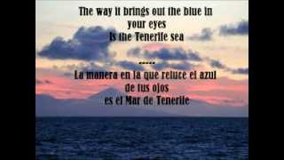 Tenerife Sea - Ed Sheeran // Letra en español + Lyrics