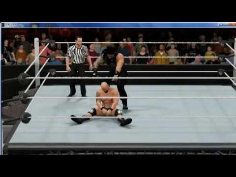 Monday night Raw WWe 2k17 2/20/17 Handicap Match: Roman Reigns vs. Luke Gallows , Karl Anderson