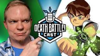 Q&A: Ben 10 VS Green Lantern | DEATH BATTLE Cast #129