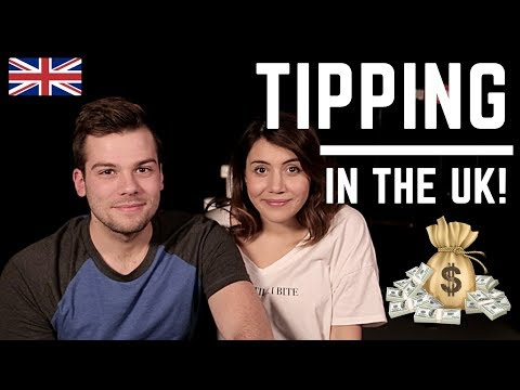 🇬🇧 Tipping Culture in the UK! 💰