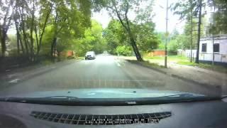 +18 мат Таксист забыл клиента на посту ДПС, разговор с диспетчером