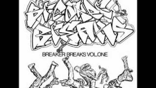 Breaker-Breaks-Vol 1 Turntable Torture by D.J Junk