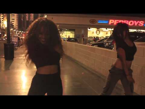 Usher - I Don't Mind ft. Juicy J Choreography Dance Video  [Niaps Spain]