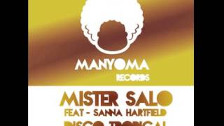 Mister Salo - Disco Tropical (feat. Sanna Hartfield) (Instrumental Mix)