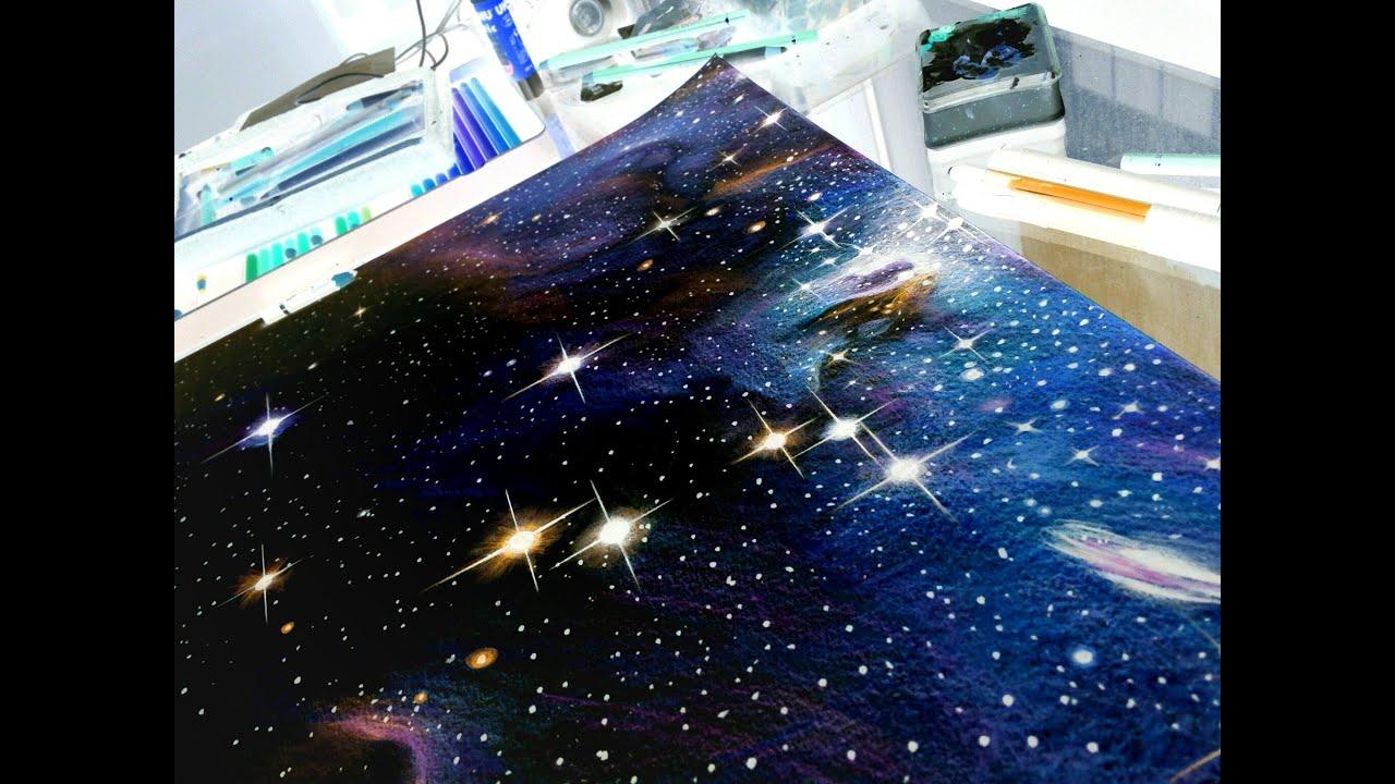 star space drawings - 1280×720