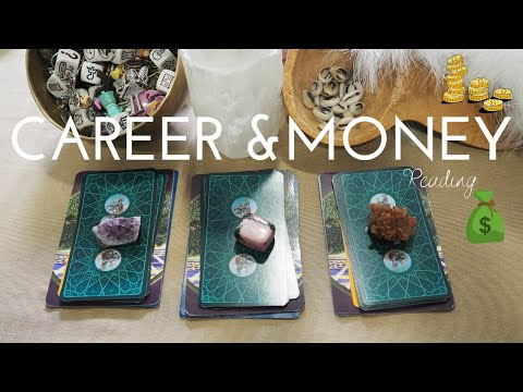 (PICK A CARD)🍀 CAREER And MONEY * Psychic Tarot Reading