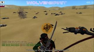 Championship Mount and blade last 5 man kill by Wolvenspirit
