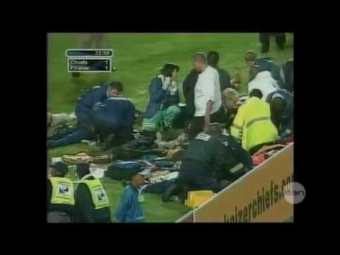 On this day | 12th April 2001 | Deadly soccer stampede