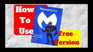Malwarebytes Free Version