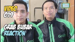 25 Mei !!! Grab Bubar !!! Reaction Driver