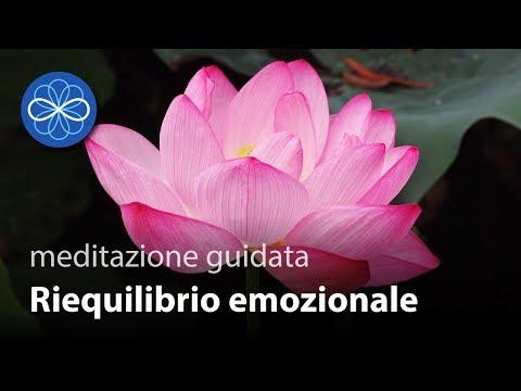 Riequilibrio Emozionale - meditazione guidata in italiano per la guarigione delle emozioni