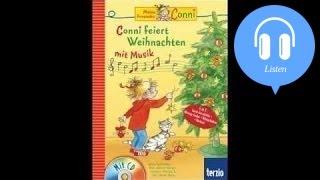Conni feiert Weihnachten mit Musik- Hörbuch Komplett Hörspiel