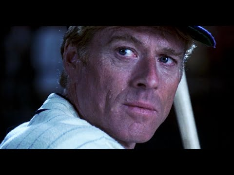Robert Redford in THE NATURAL 1984 most emotional ending ever HD