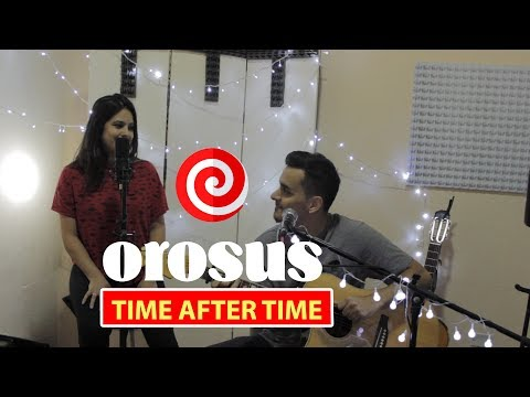 Cindy Lauper - Time After Time | Cover By Orosus