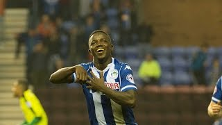 HIGHLIGHTS: Wigan Athletic 1 Swindon Town 0 - 31/10/2015