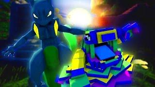 "Minecraft Pixelmon - Lucky Block Battle - ""ALOLA SHADOW POKEMON!?"" w/ Pixeldip & LOGinHDi"