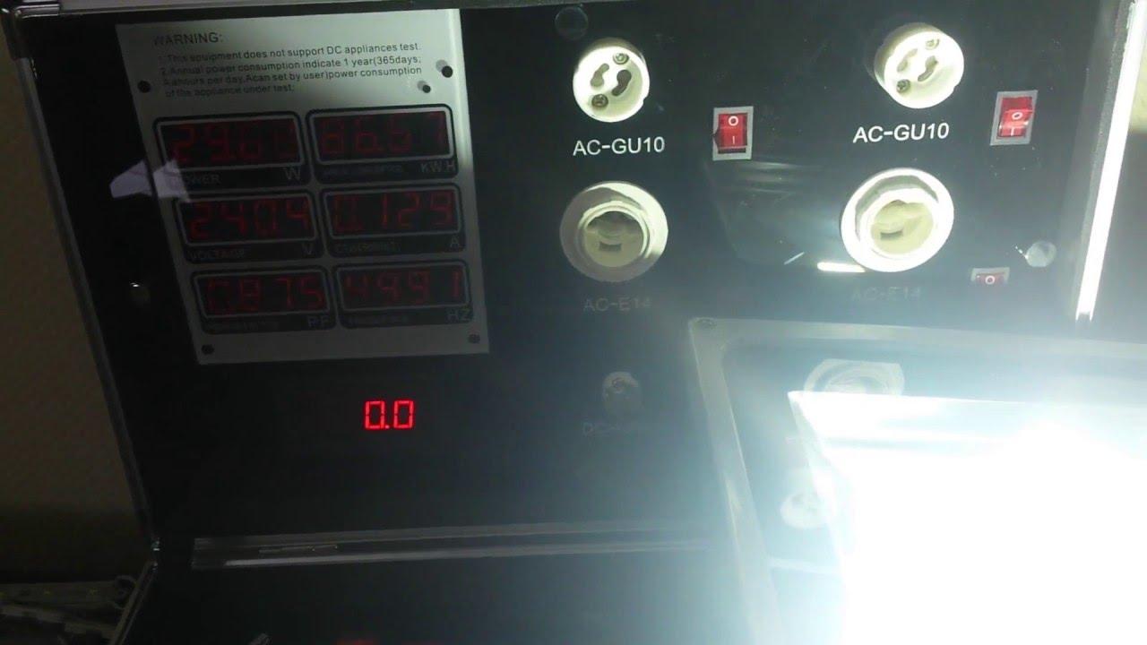 maxresdefault Wunderbar 50 Watt Led Strahler Dekorationen