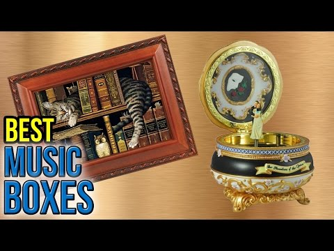 9 Best Music Boxes 2017