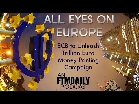 All Eyes on Europe: Massive Money-Printing Unleashed!