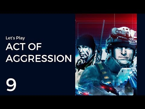 Let's Play Act of Aggression #9 | The American Civil War